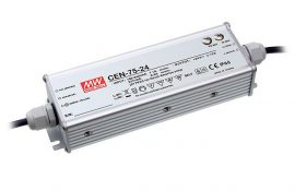 Mean Well CEN-75-24 75W/24V/0-3,15A