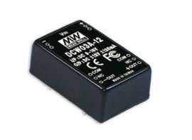 Power supply Mean Well DCW03C-05 3W/5V/300mA
