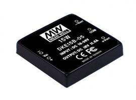 Mean Well DKE15B-12 15W/18~36Vin/±12Vout/625mA