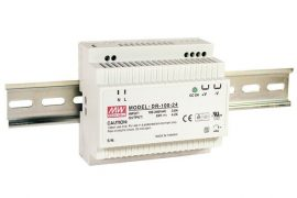 Mean Well DR-100-12 90W/12V/0-7,5A