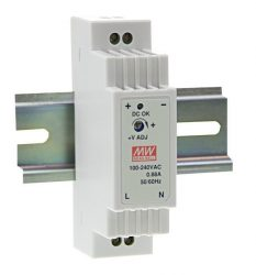 Mean Well DR-15-12 15W/12V/0-1,25A