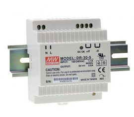 Mean Well DR-30-24 36W/24V/0-1,5A