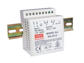 Mean Well DR-4505 25W/5V/0-5A