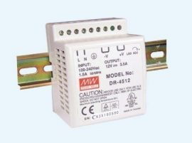 Mean Well DR-4512 45W/12V/3,5A