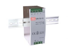 Mean Well DR-75-48 75W/48V/0-1,6A
