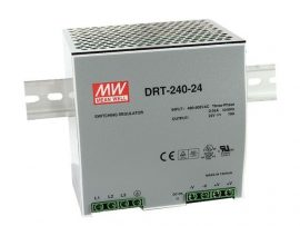 Mean Well DRT-240-24 240W/24V/0-10A