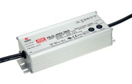 Mean Well HLG-40H-24A 40W/24V/0-1,67A