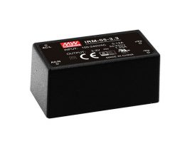 Mean Well IRM-05-5 5W/5V/0-1A