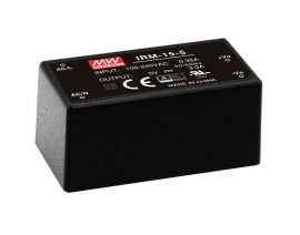 Mean Well IRM-15-5 15W/5V/0-3A
