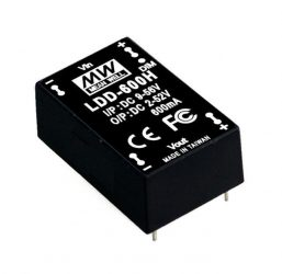 Mean Well LDD-1000H 9-56V/2-52V/1000mA