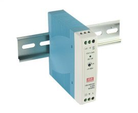 Mean Well MDR-20-24 20W/24V/0-1A
