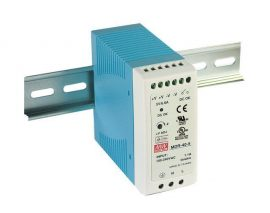 Mean Well MDR-40-24 40W/24V/0-1,7A