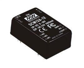 Mean Well SCW12B-05 12W/18~36Vin/5Vout/2400mA