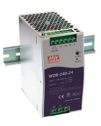 Mean Well WDR-240-24 240W/24V/0-10A
