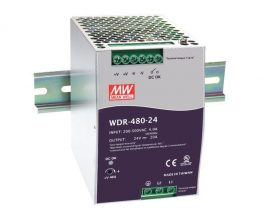 Mean Well WDR-480-24 480W/24V/0-20A